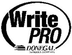 WRITEPRO AND DONEGAL INSURANCE COMPANIES