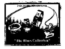 """DONI, INC.  FINE JEWELRY MANUFACTURERS """"THE BLUES COLLECTION"""""""