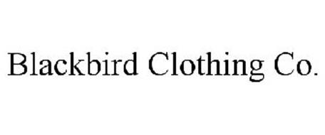 BLACKBIRD CLOTHING CO.