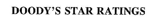 DOODY'S STAR RATINGS