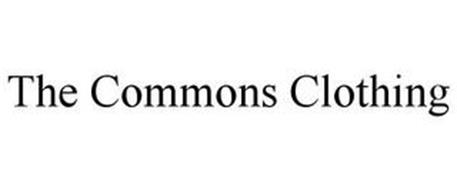 THE COMMONS CLOTHING