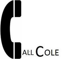 ALL COLE