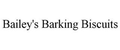 BAILEY'S BARKING BISCUITS