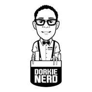 HELLO MY NAME IS DORKIE NERD DORKIE NERD