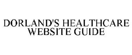 DORLAND'S HEALTHCARE WEBSITE GUIDE
