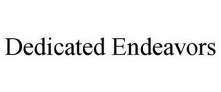 DEDICATED ENDEAVORS