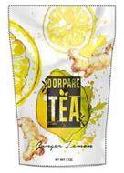 DORPARE TEA GINGER LEMON