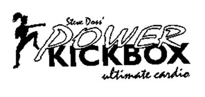 STEVE DOSS' POWER KICKBOX ULTIMATE CARDIO
