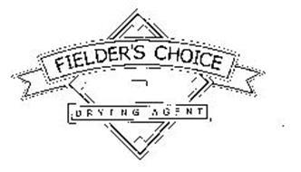 FIELDER'S CHOICE DRYING AGENT