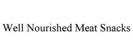 WELL NOURISHED MEAT SNACKS