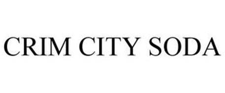 CRIM CITY SODA
