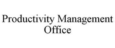 PRODUCTIVITY MANAGEMENT OFFICE
