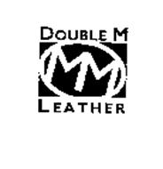 MM DOUBLE M LEATHER