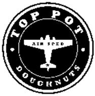 AIR SPED TOP POT DOUGHNUTS