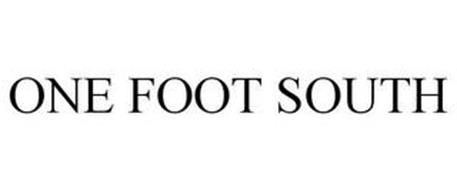 ONE FOOT SOUTH