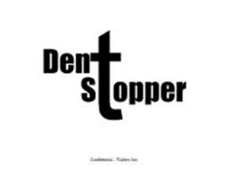 DENT STOPER CONFIDENTIAL - WALTERS INC.