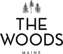 THE WOODS MAINE