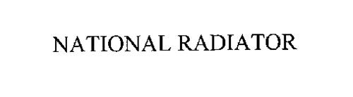 NATIONAL RADIATOR