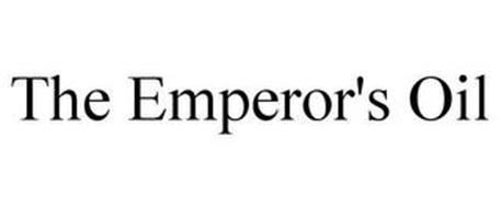 THE EMPEROR'S OIL