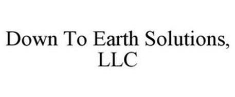 DOWN TO EARTH SOLUTIONS, LLC
