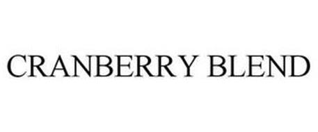 CRANBERRY BLEND
