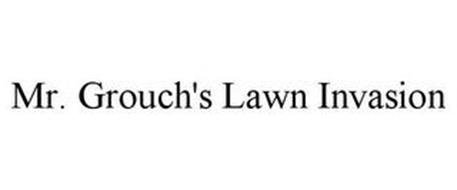 MR. GROUCH'S LAWN INVASION