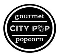 GOURMET CITY POP POPCORN