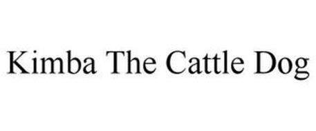 KIMBA THE CATTLE DOG