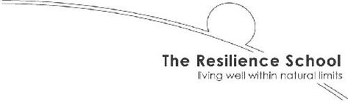 THE RESILIENCE SCHOOL, LIVING WELL WITHIN NATURAL LIMITS