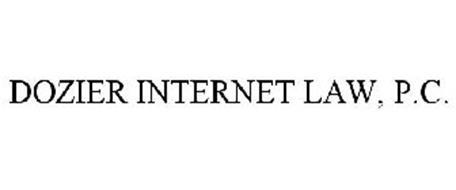 DOZIER INTERNET LAW, P.C.