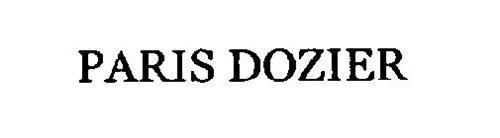 PARIS DOZIER