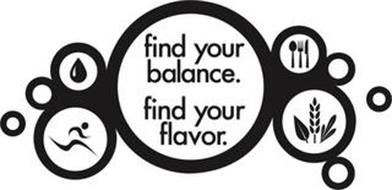 FIND YOUR BALANCE. FIND YOUR FLAVOR.