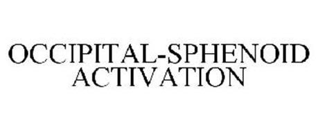 OCCIPITAL-SPHENOID ACTIVATION