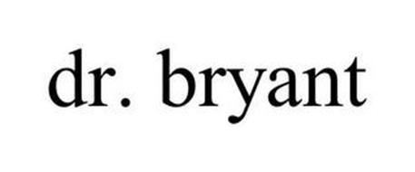 DR. BRYANT