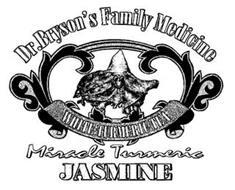 DR. BRYSON'S FAMILY MEDICINE WHITE TURMERIC TEA MIRACLE TURMERIC JASMINE