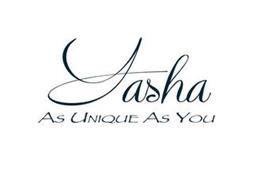 YASHA AS UNIQUE AS YOU