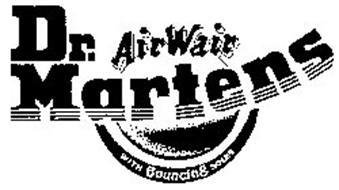 AIRWAIR DR. MARTENS WITH BOUNCING SOLES