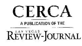 CERCA A PUBLICATION OF THE LAS VEGAS REVIEW- JOURNAL