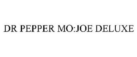 DR PEPPER MO:JOE DELUXE
