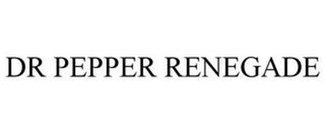 DR PEPPER RENEGADE