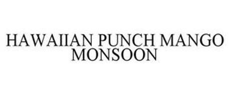 HAWAIIAN PUNCH MANGO MONSOON