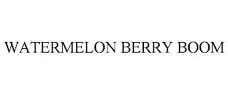 WATERMELON BERRY BOOM