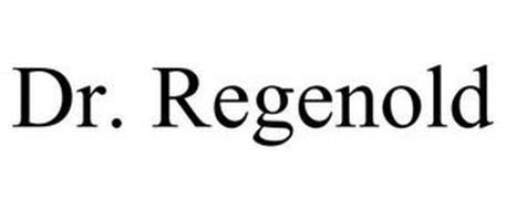 DR. REGENOLD