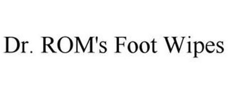 DR. ROM'S FOOT WIPES