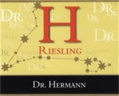 DR H RIESLING DR. HERMANN