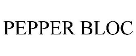 PEPPER BLOC