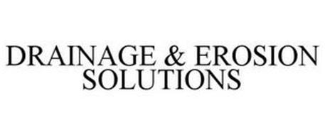 DRAINAGE & EROSION SOLUTIONS