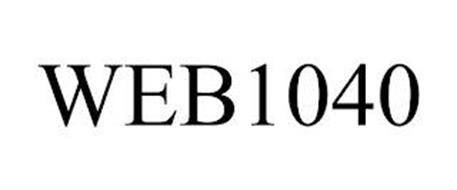 WEB1040