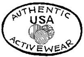 AUTHENTIC USA ACTIVEWEAR