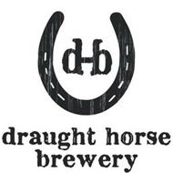 DRAUGHT HORSE BREWERY DHB